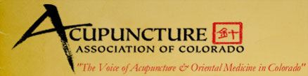 Acupuncture Association of Colorado